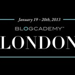The Blogcademy in London, Branding and Changing Lives