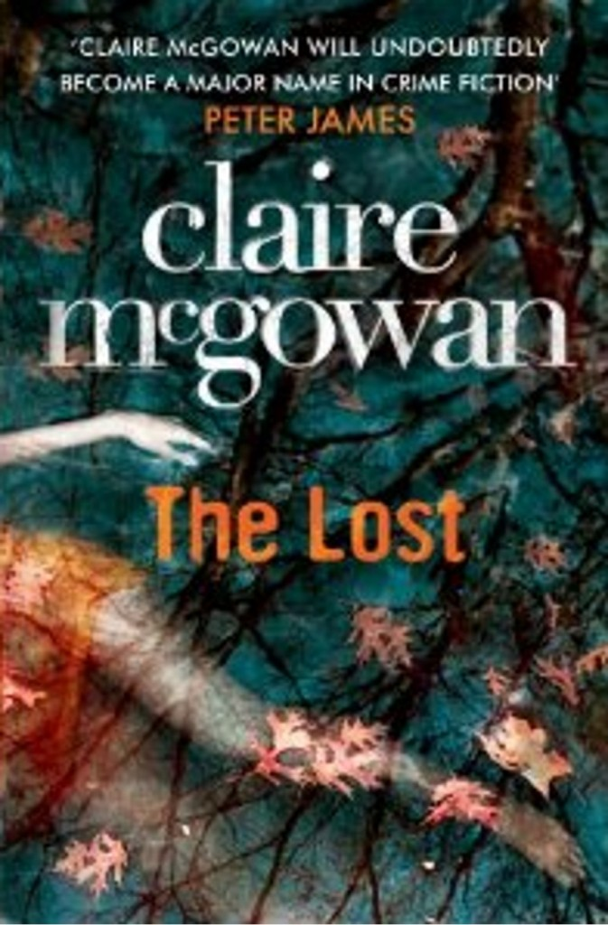 The Lost, Claire McGowan artwork