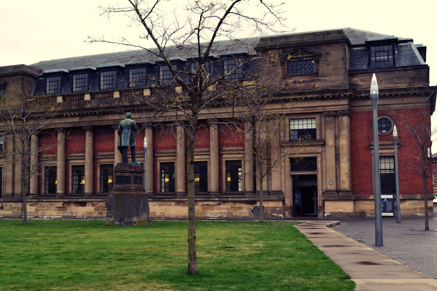 Middlesbrough Central Library