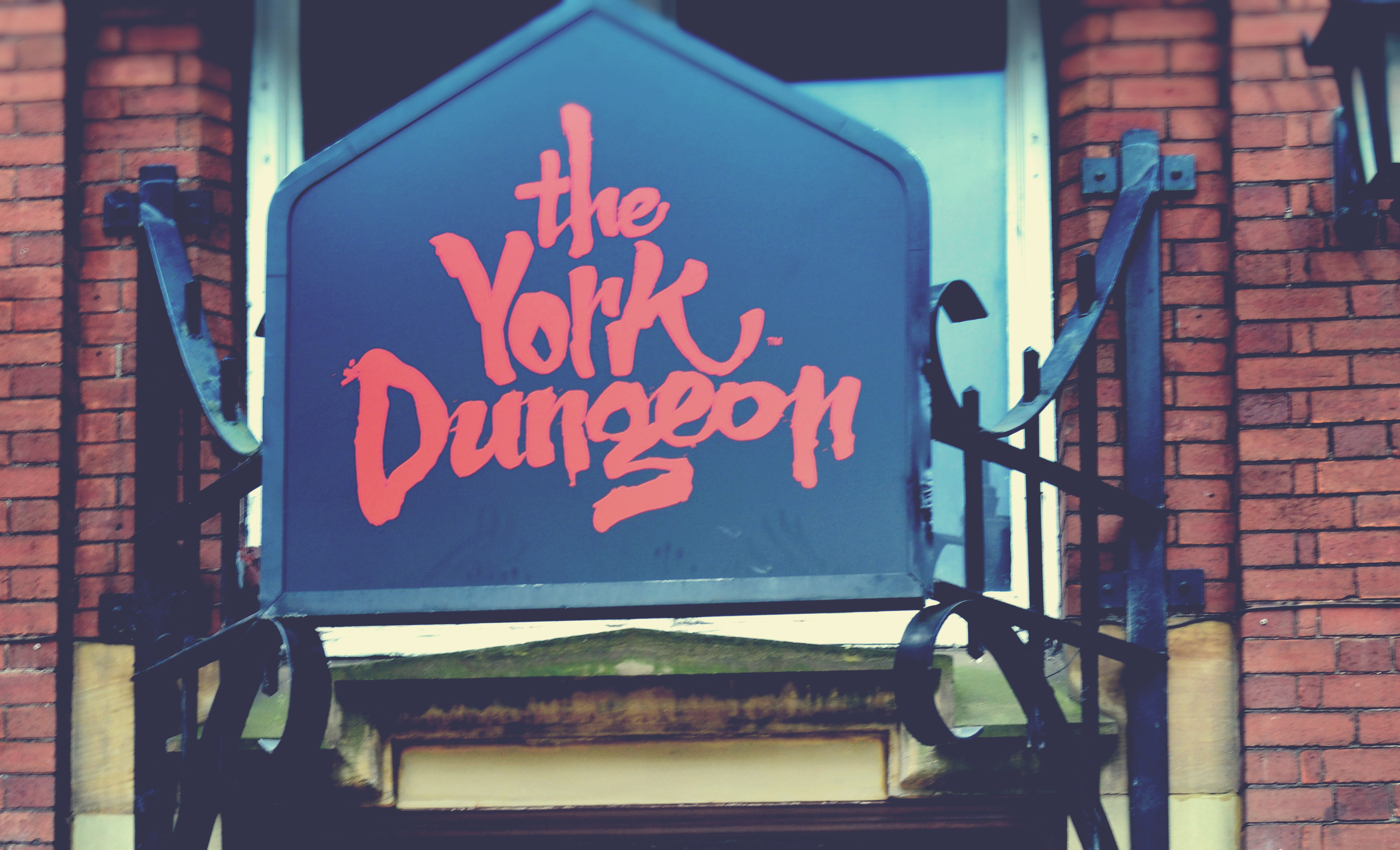 York Dungeon banner