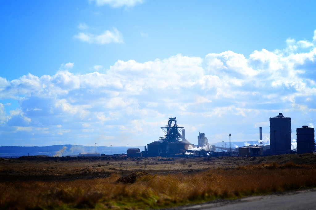 Steelworks Redcar