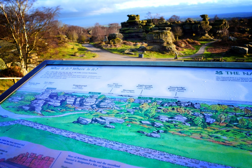 Brimham Rocks information
