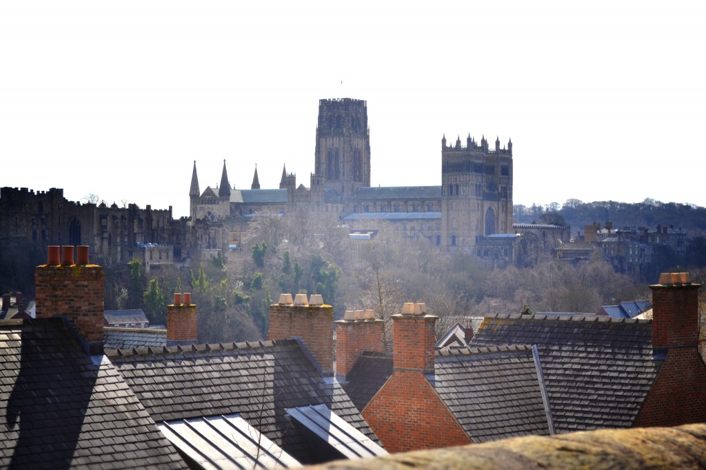 Durham Cathedral view