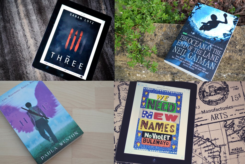 June's reads