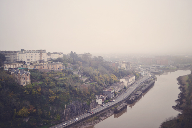 View of Bristol
