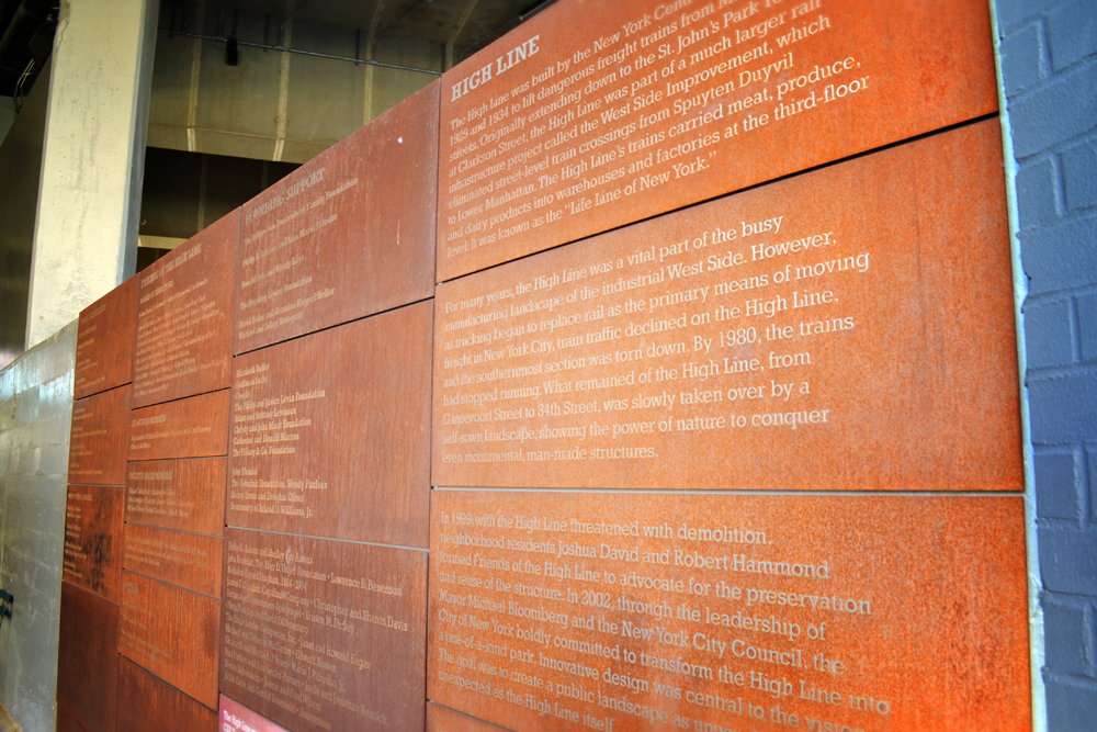 History of the High Line