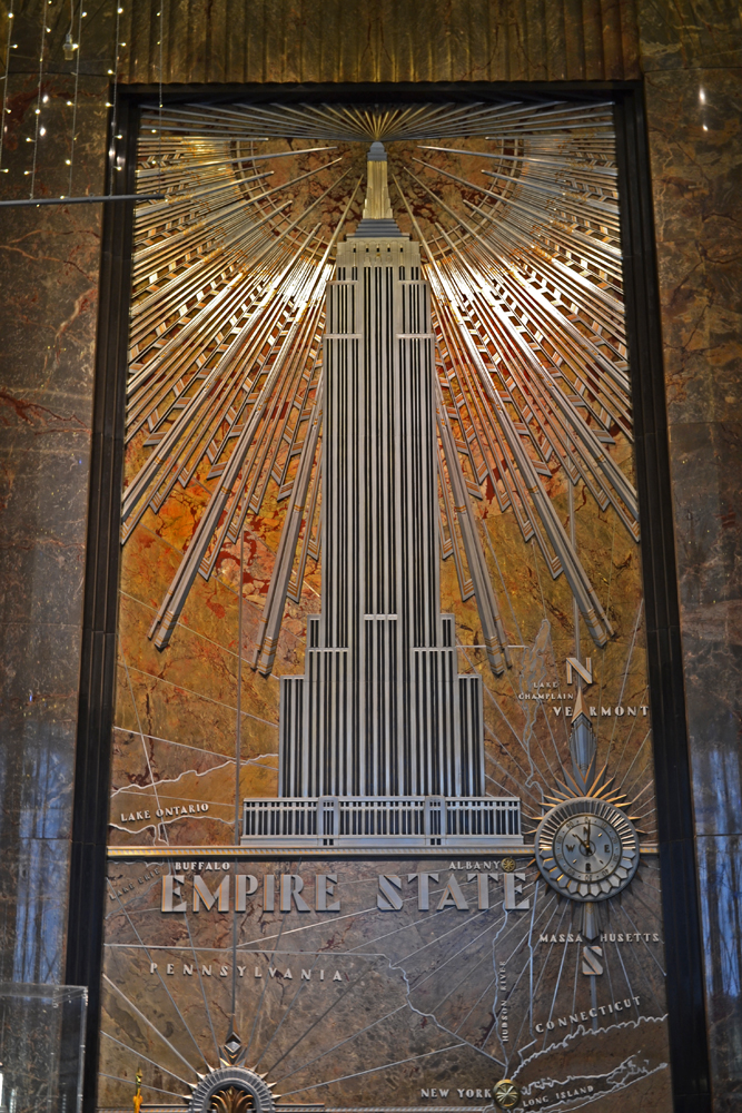 Welcome to the Empire State Building