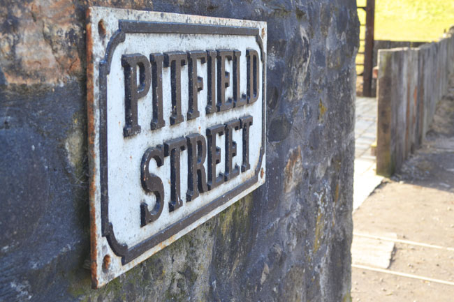 Pitfield Street