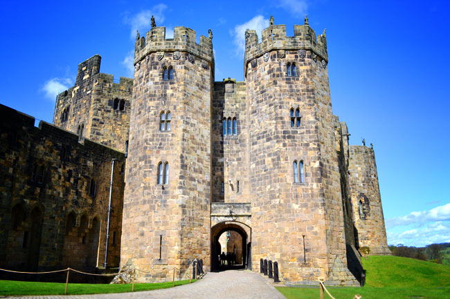 A Day Trip To Alnwick Castle And Gardens