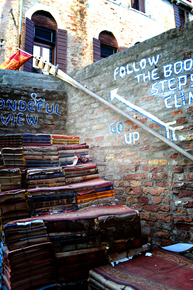 Follow the books