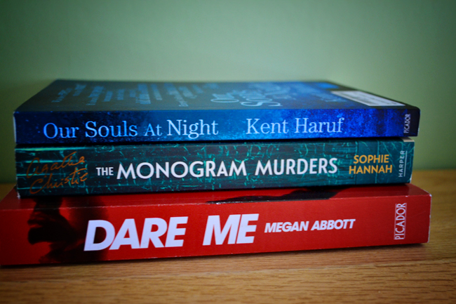 June 2015's reads