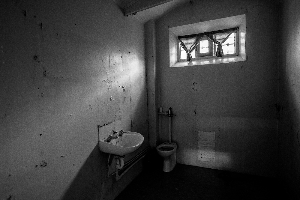 Northallerton prison cell 2
