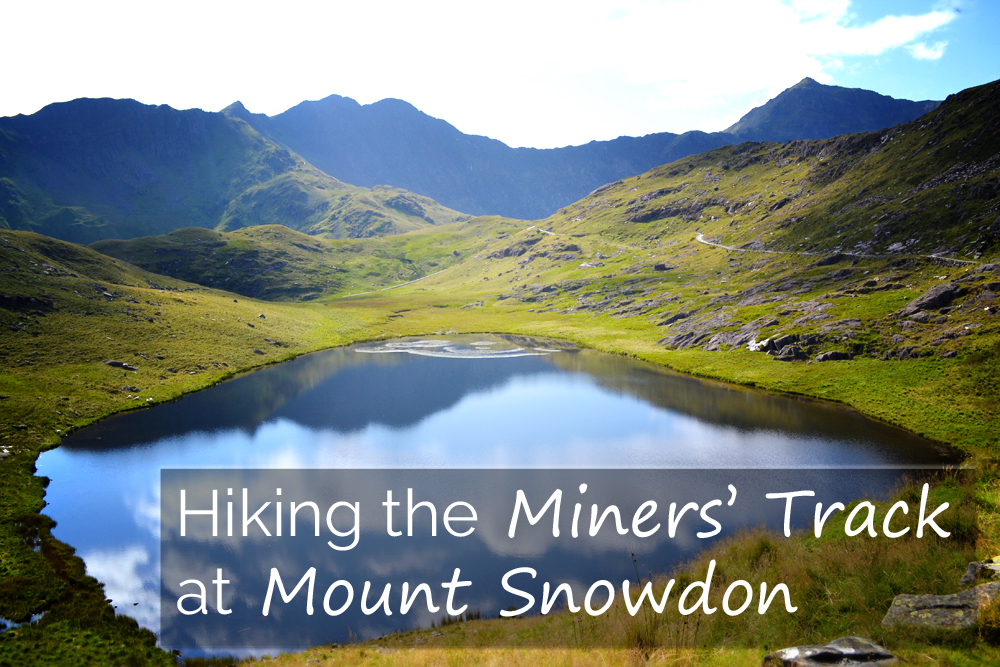 Hiking the Miners' Track at Mount Snowdon