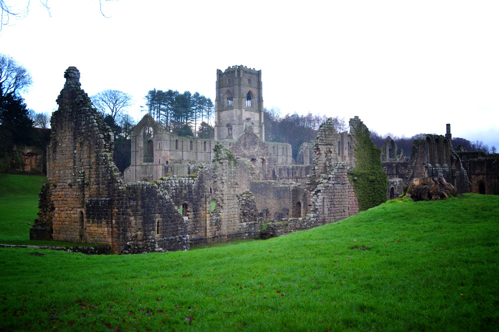 Fountains Abbey 5