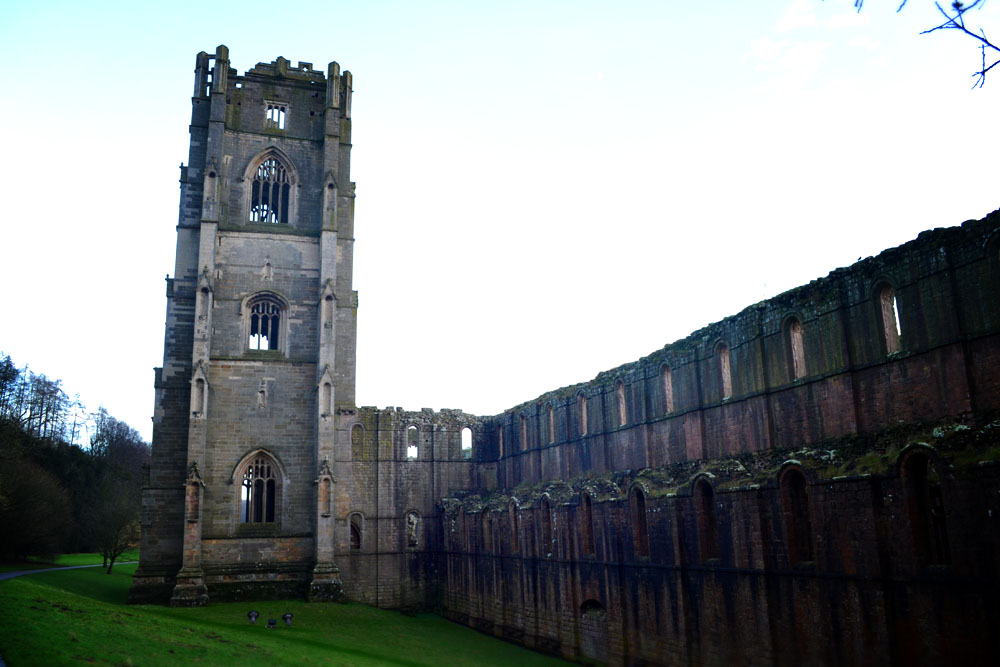 Fountains Abbey North Yorkshire