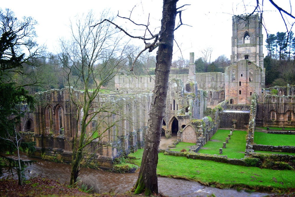Fountains Abbey UNESCO World Heritage