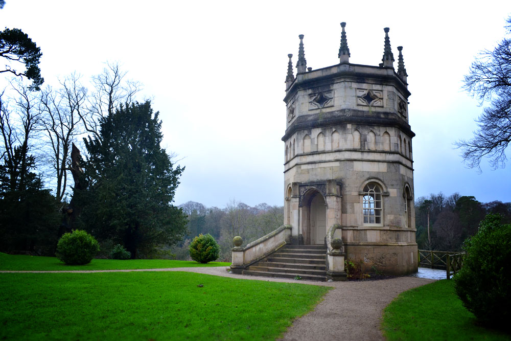 Octagon Tower Studley Royal