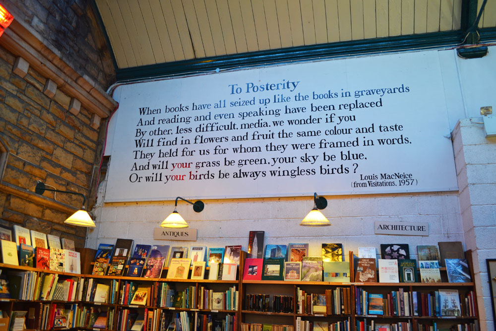 Barter Books posterity