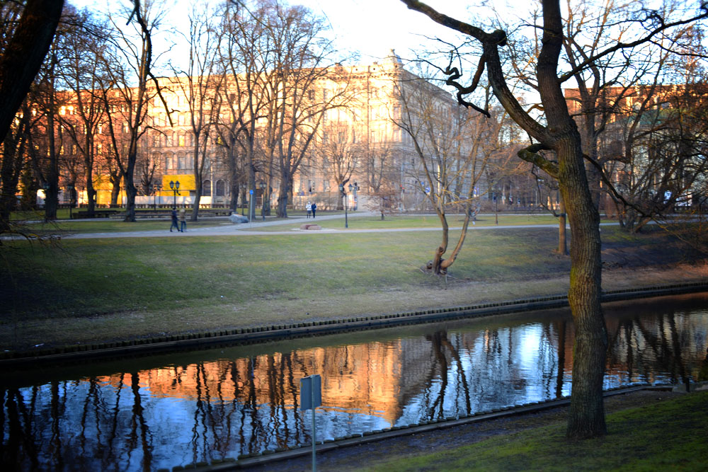Riga reflections