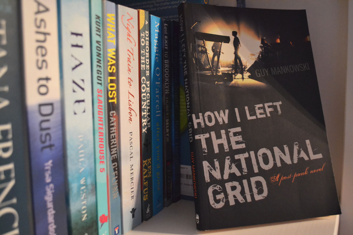 How I Left the National Grid