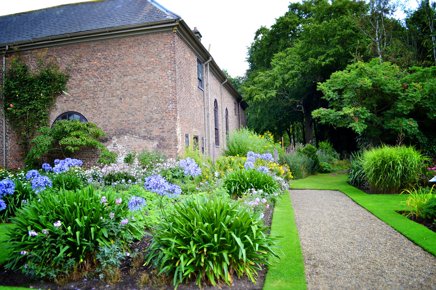 Gardens at Ormesby Hall