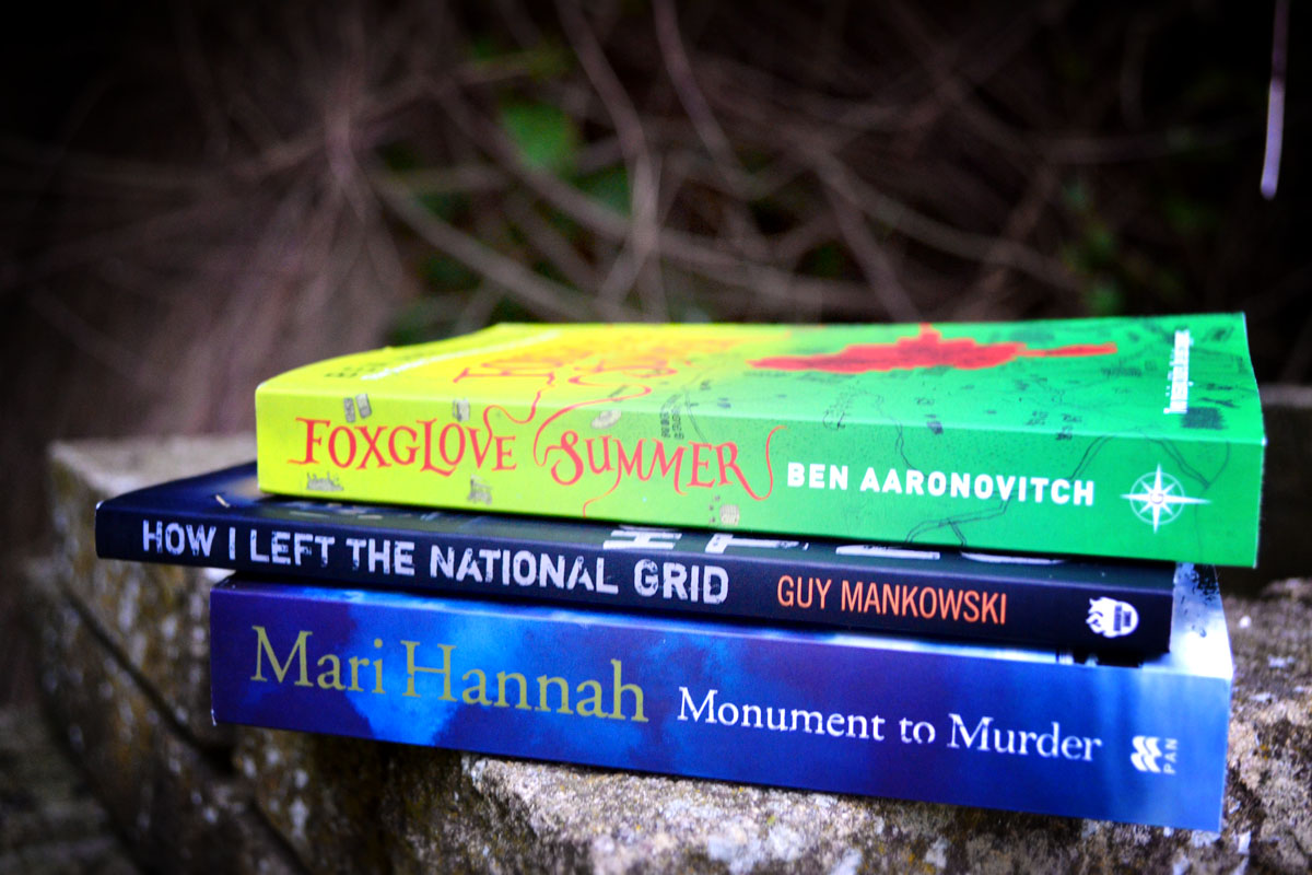 July 2016's reads