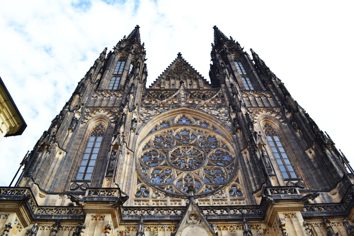Prague St Vitus Cathedral