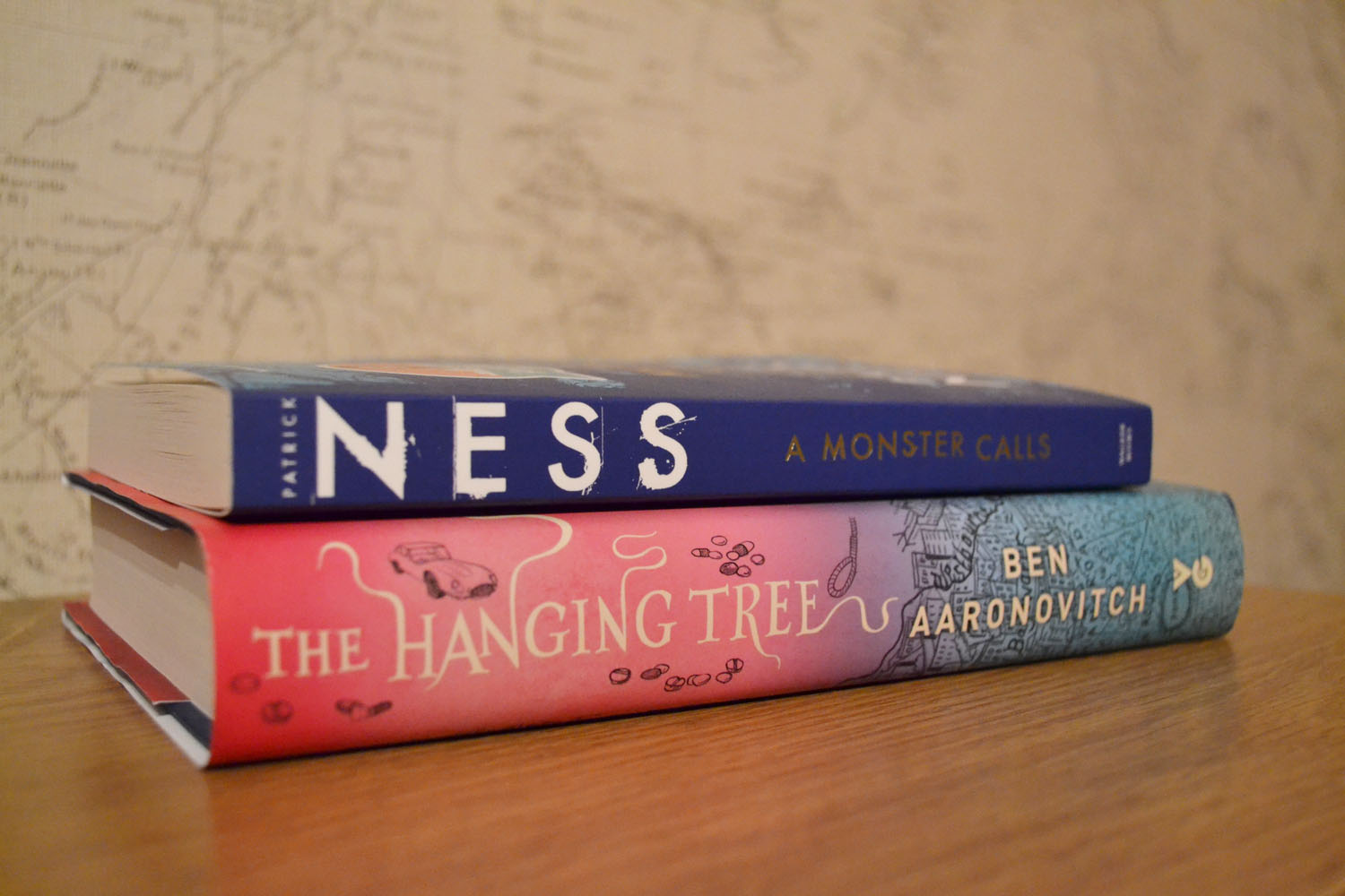 November and December's reads