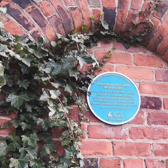 Exploring Middlesbrough's history