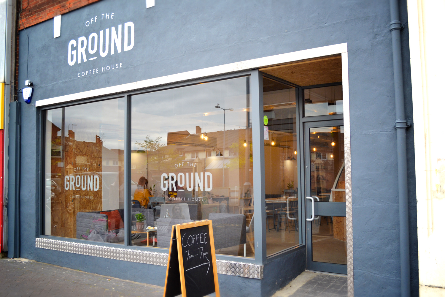 Off the Ground Coffee Middlesbrough