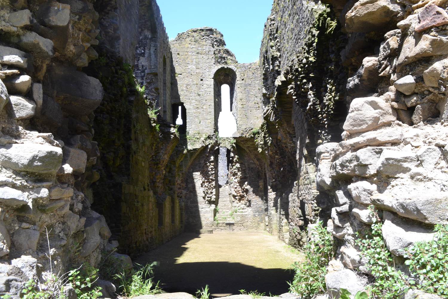Great Hall Middleham Castle