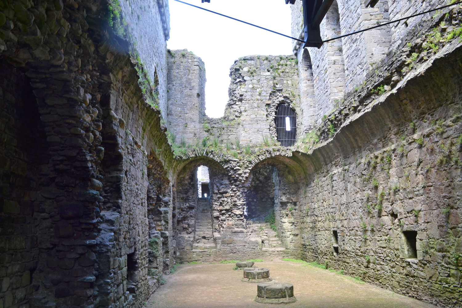 Middleham Castle Great Hall