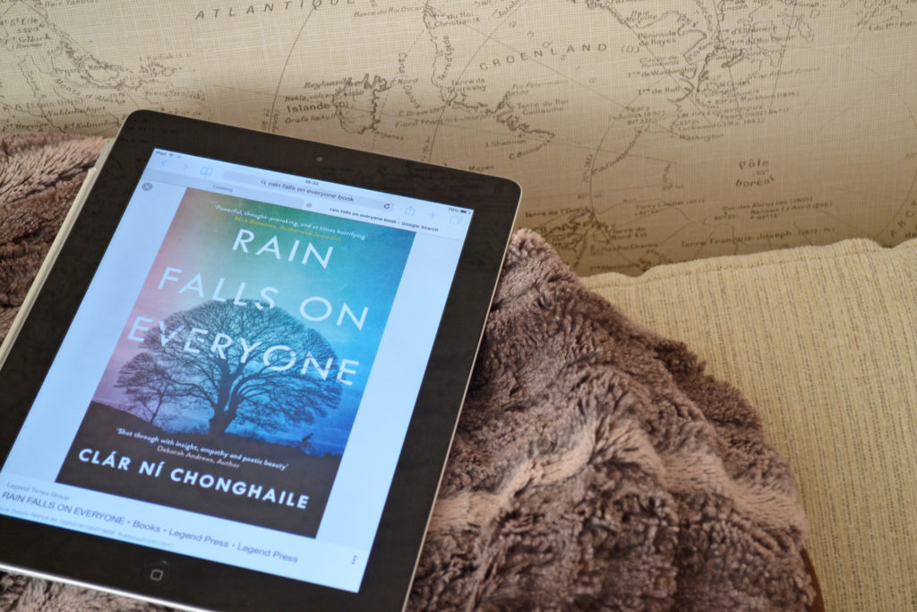 Rain Falls on Everyone book
