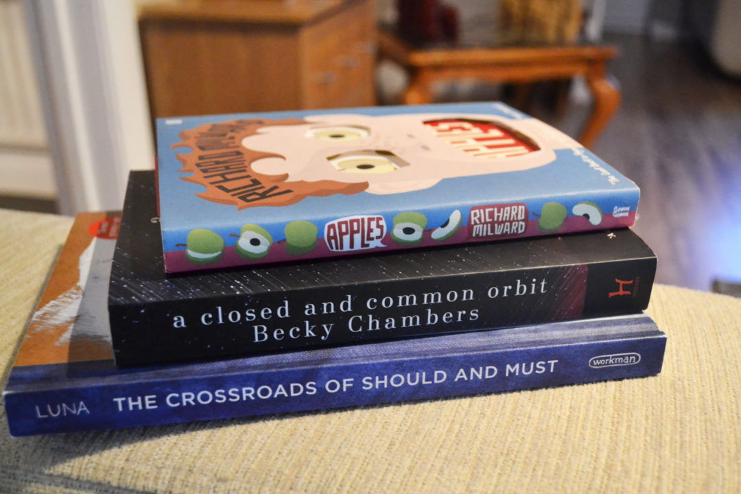 August's reads 2017