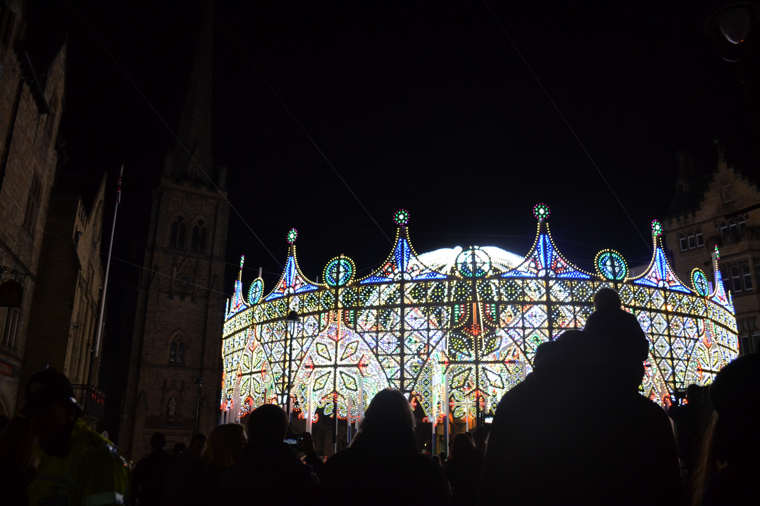 Dome and Arches Lumiere