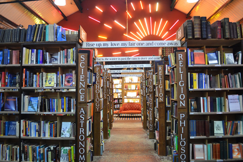 Barter Books, Alnwick: In Pictures